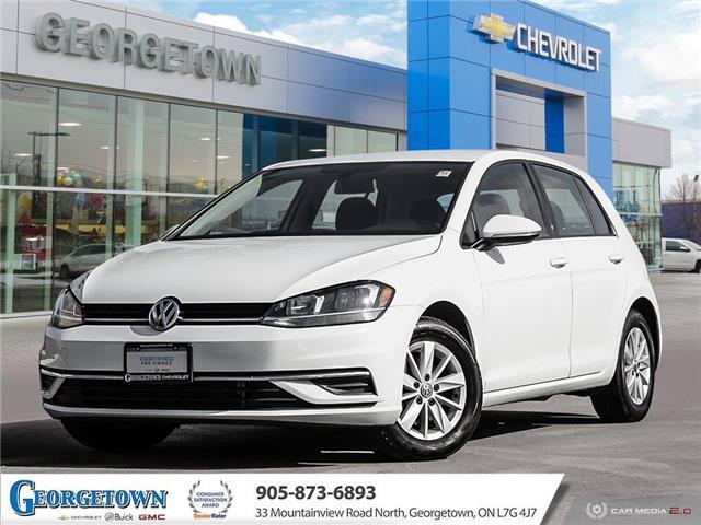 2019 Volkswagen Golf  (Stk: 32429) in Georgetown - Image 1 of 25