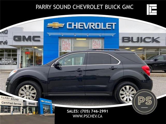 2011 Chevrolet Equinox 1LT (Stk: 20-187A) in Parry Sound - Image 1 of 17