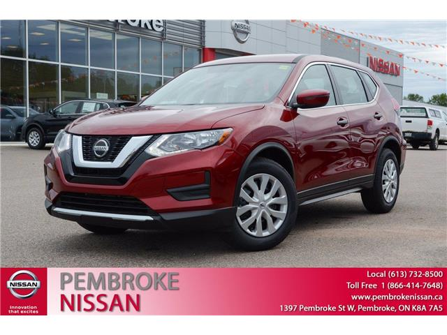 2020 Nissan Rogue S (Stk: 20184) in Pembroke - Image 1 of 27