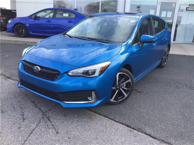2020 Subaru Impreza Sport-tech (Stk: S4440) in Peterborough - Image 1 of 19