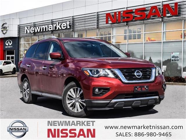 2017 Nissan Pathfinder SL (Stk: UN1148) in Newmarket - Image 1 of 27
