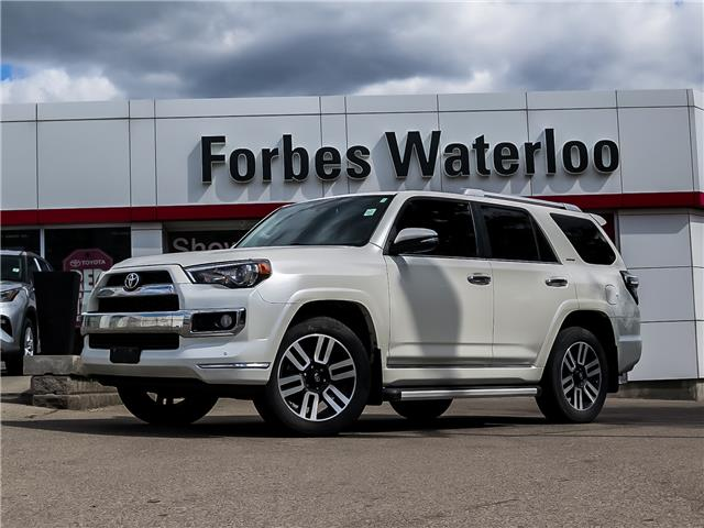 Used 2016 Toyota 4Runner SR5 1 OWNER! LIMITED 4WD - Waterloo - Forbes Waterloo Toyota