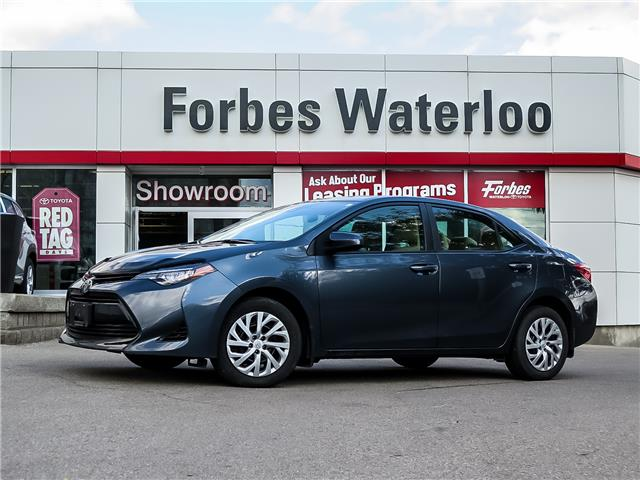 Used 2017 Toyota Corolla  FB01 - Waterloo - Forbes Waterloo Toyota