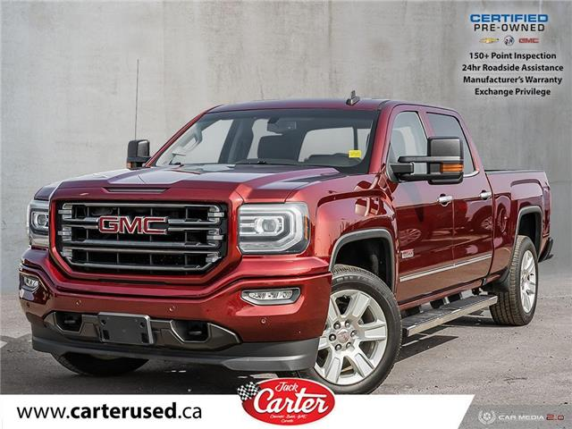 2016 GMC Sierra 1500 SLT (Stk: 13617L) in Calgary - Image 1 of 27
