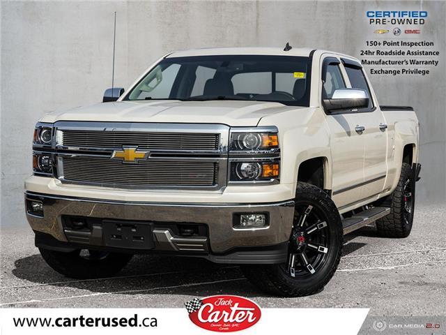 2014 Chevrolet Silverado 1500 LTZ (Stk: 202896L) in Calgary - Image 1 of 26