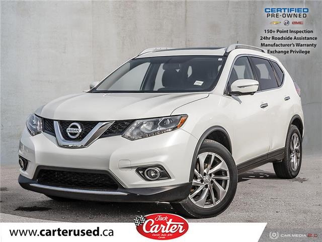 2015 Nissan Rogue  (Stk: 16544L) in Calgary - Image 1 of 27