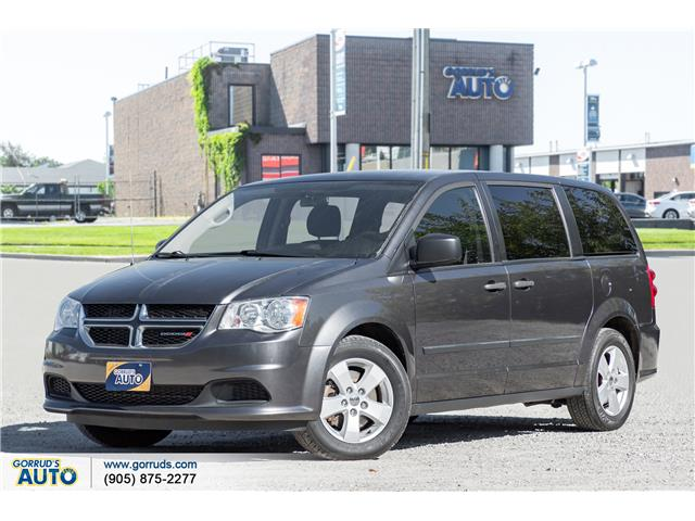 2016 Dodge Grand Caravan SE/SXT (Stk: 219048) in Milton - Image 1 of 18