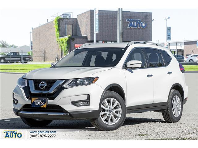 2017 Nissan Rogue SV (Stk: 736392) in Milton - Image 1 of 19