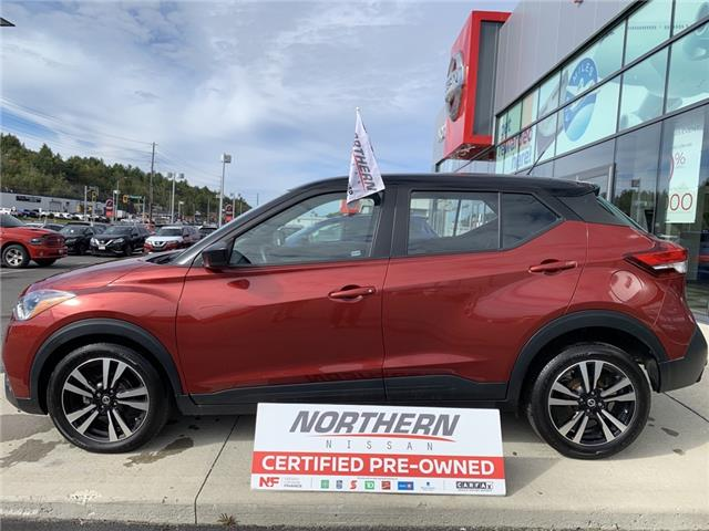 2019 Nissan Kicks SV (Stk: 11294A) in Sudbury - Image 1 of 20