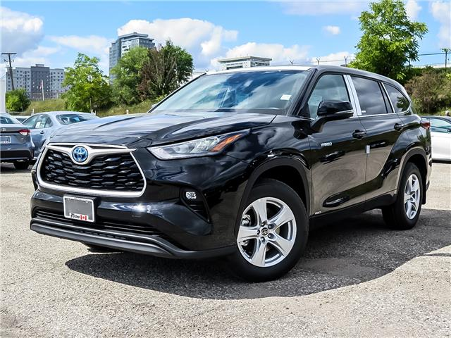 2020 Toyota Highlander Hybrid LE (Stk: 05470) in Waterloo - Image 1 of 19