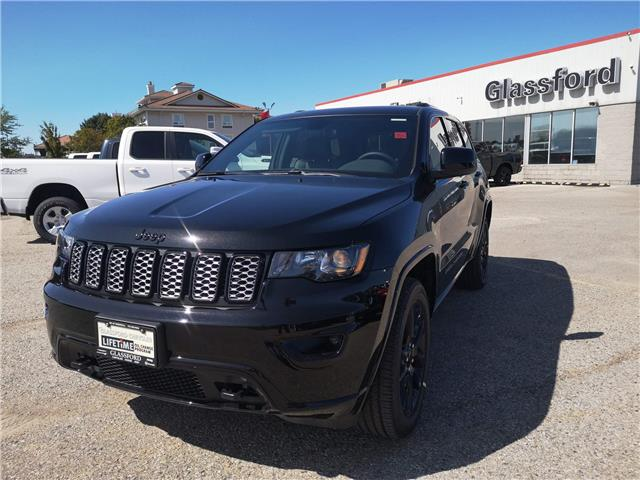 2020 Jeep Grand Cherokee Laredo (Stk: 417277) in Ingersoll - Image 1 of 20
