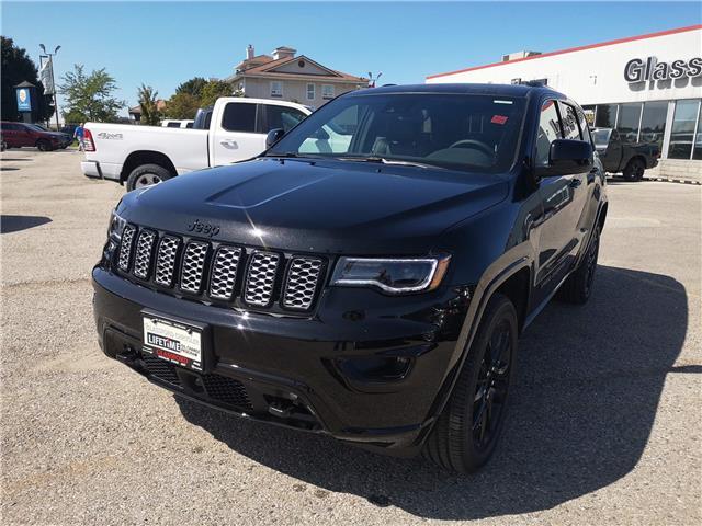 2020 Jeep Grand Cherokee Laredo (Stk: 438776) in Ingersoll - Image 1 of 20