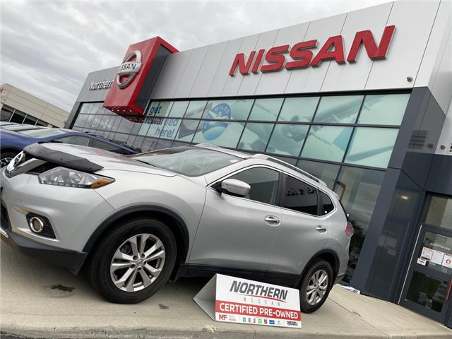 2015 Nissan Rogue SV (Stk: 10649A) in Sudbury - Image 1 of 11