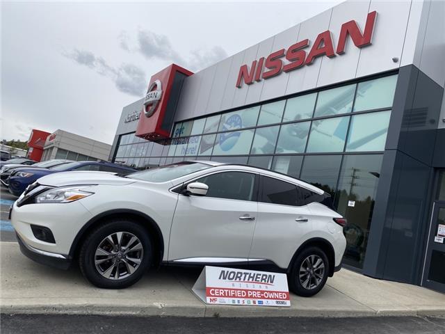 2016 Nissan Murano SV (Stk: 11039A) in Sudbury - Image 1 of 11