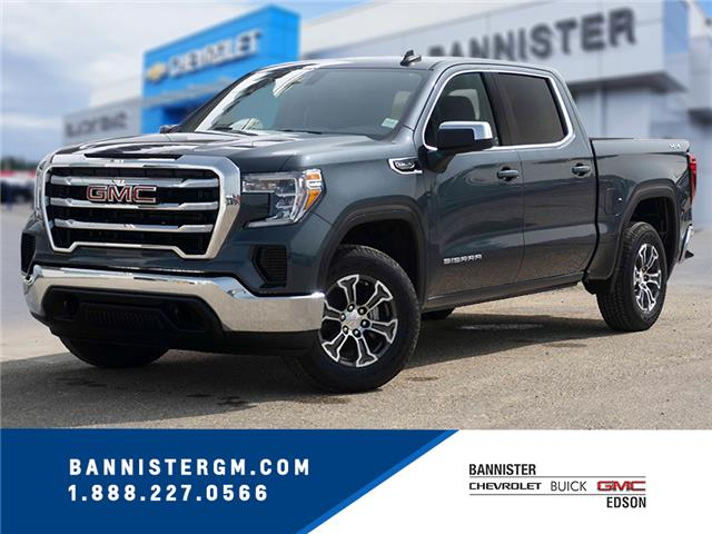 2020 GMC Sierra 1500 SLE (Stk: 20-214) in Edson - Image 1 of 17