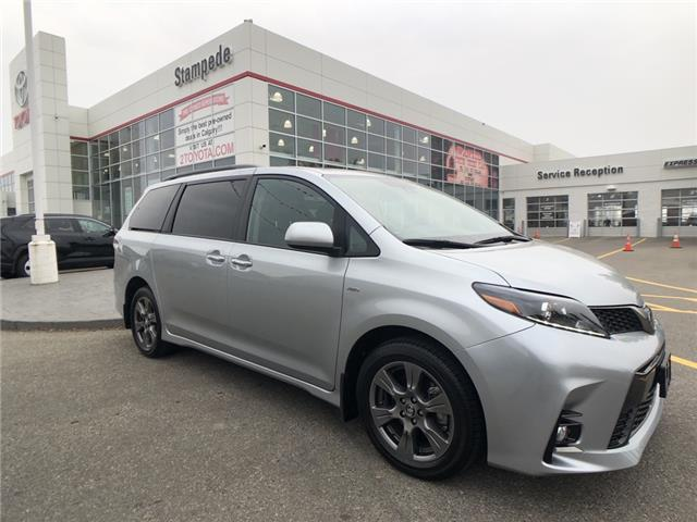 2020 Toyota Sienna SE 7-Passenger (Stk: 9193A) in Calgary - Image 1 of 25
