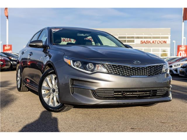 2016 Kia Optima EX (Stk: 41035A) in Saskatoon - Image 1 of 6