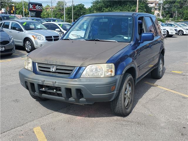 1998 Honda CR-V EX (Stk: 5497) in Mississauga - Image 1 of 9