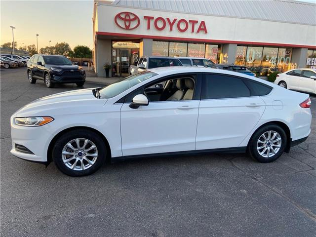 2014 Ford Fusion S (Stk: 2010251) in Cambridge - Image 1 of 10
