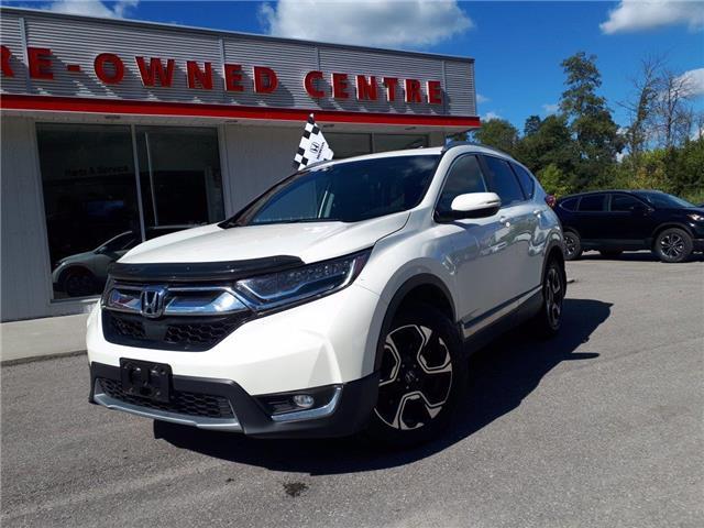 2018 Honda CR-V Touring (Stk: 11047A) in Brockville - Image 1 of 30