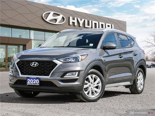 2020 Hyundai Tucson Preferred (Stk: 95795) in London - Image 1 of 26