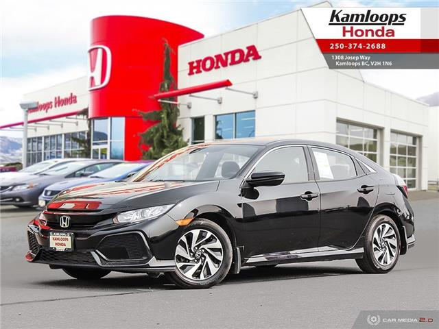 2019 Honda Civic LX (Stk: 15009B) in Kamloops - Image 1 of 25