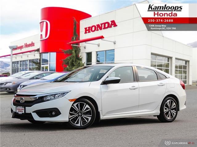 2017 Honda Civic EX-T (Stk: 15083U) in Kamloops - Image 1 of 25