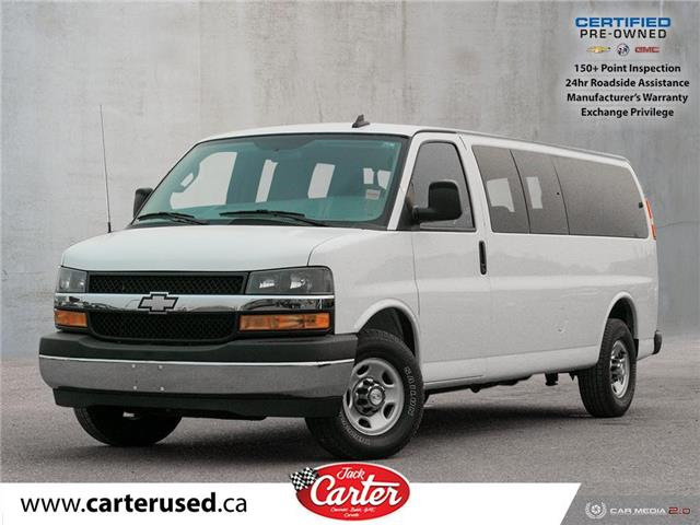 2018 Chevrolet Express 3500 LT (Stk: 206593L) in Calgary - Image 1 of 27