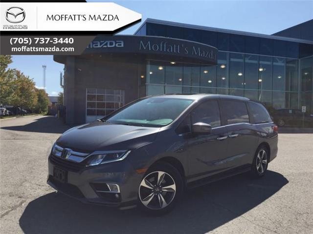 2019 Honda Odyssey EX-L (Stk: 28590) in Barrie - Image 1 of 26