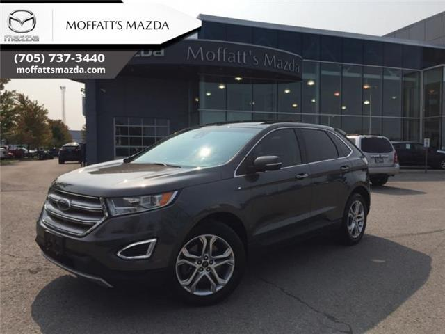 2018 Ford Edge Titanium (Stk: 28593) in Barrie - Image 1 of 23