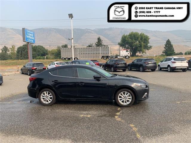 2015 Mazda Mazda3 GS (Stk: P3341) in Kamloops - Image 1 of 28