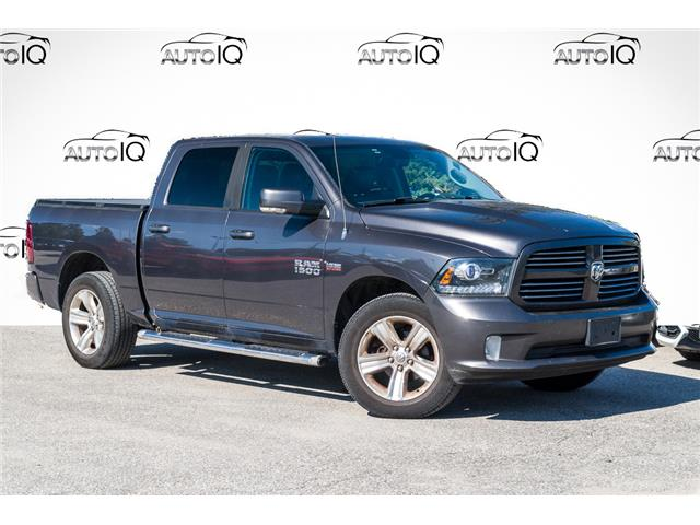 2014 RAM 1500 Sport (Stk: 27689U) in Barrie - Image 1 of 23