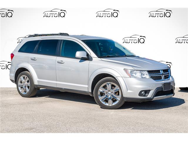 2013 Dodge Journey SXT/Crew (Stk: 27694UX) in Barrie - Image 1 of 21