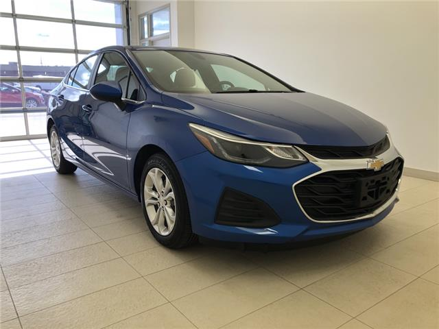 2019 Chevrolet Cruze LT (Stk: 01065A) in Sudbury - Image 1 of 12