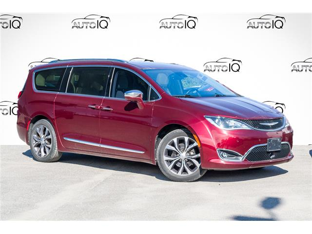 2017 Chrysler Pacifica Limited (Stk: 27716U) in Barrie - Image 1 of 30