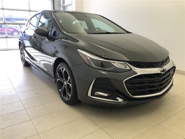 2019 Chevrolet Cruze LT (Stk: 01080A) in Sudbury - Image 1 of 12