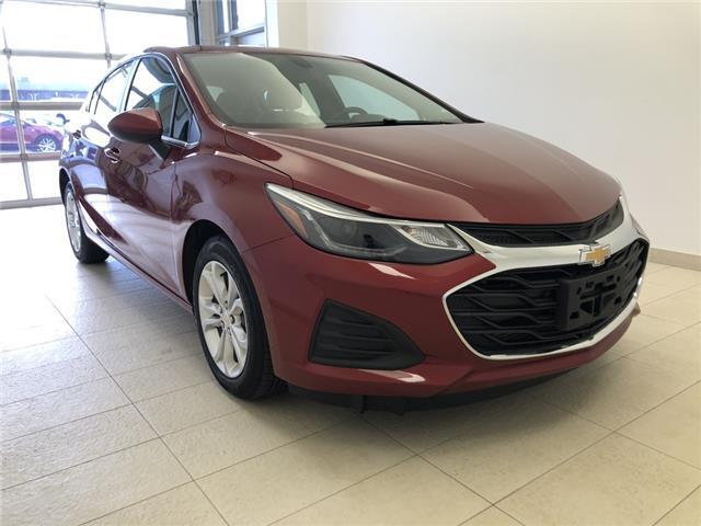 2019 Chevrolet Cruze LT (Stk: 01085A) in Sudbury - Image 1 of 12