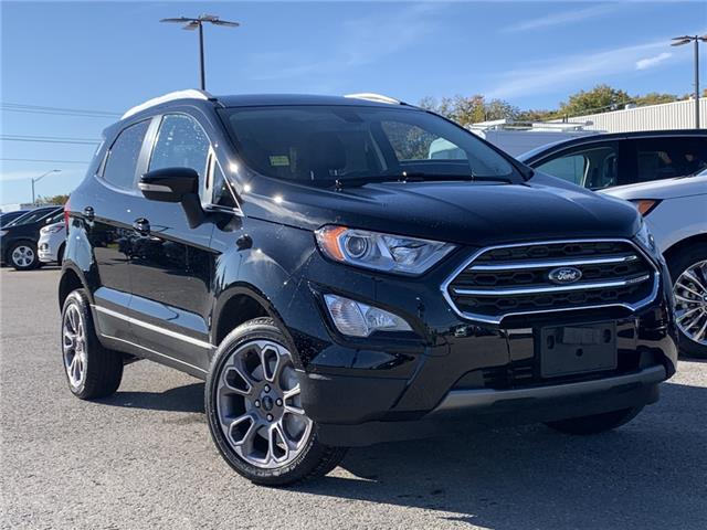 2020 Ford EcoSport Titanium (Stk: 20T886) in Midland - Image 1 of 17