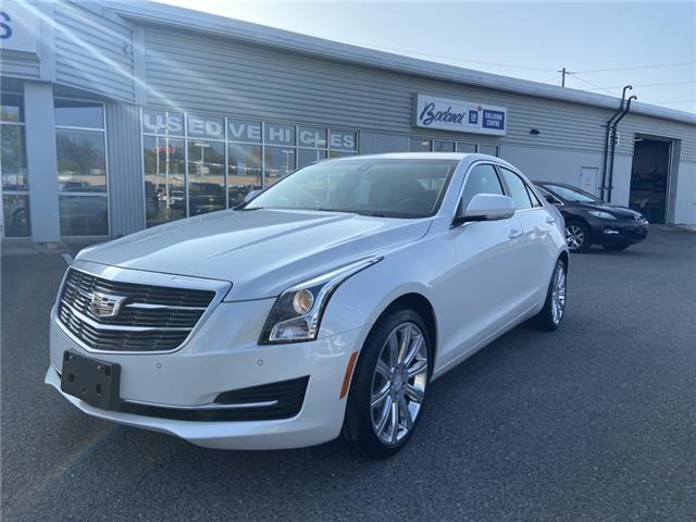 2018 Cadillac ATS 2.0L Turbo Luxury (Stk: L289A) in Thunder Bay - Image 1 of 14