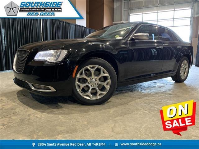 2017 Chrysler 300 C Platinum (Stk: CA1954B) in Red Deer - Image 1 of 19