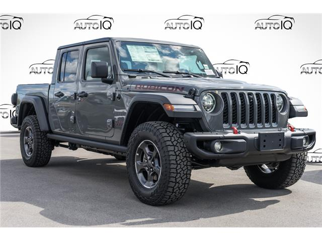 2021 Jeep Gladiator Rubicon (Stk: 44096) in Innisfil - Image 1 of 27