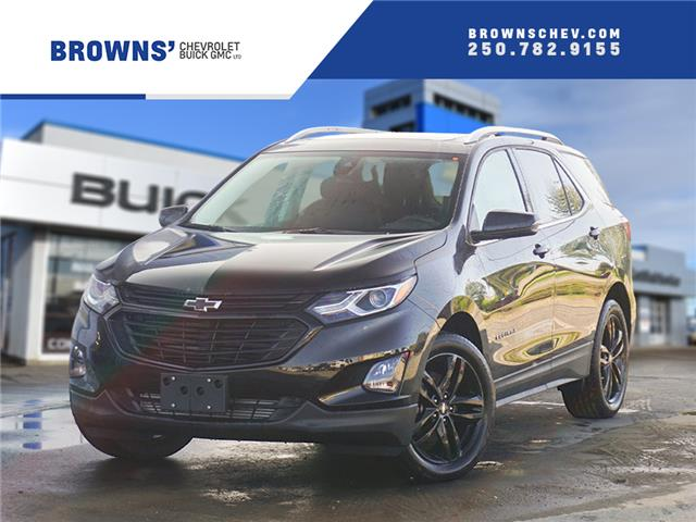 2020 Chevrolet Equinox LT (Stk: T20-1425) in Dawson Creek - Image 1 of 15