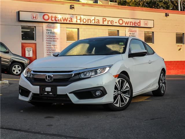 2018 Honda Civic EX-T (Stk: H85250) in Ottawa - Image 1 of 27