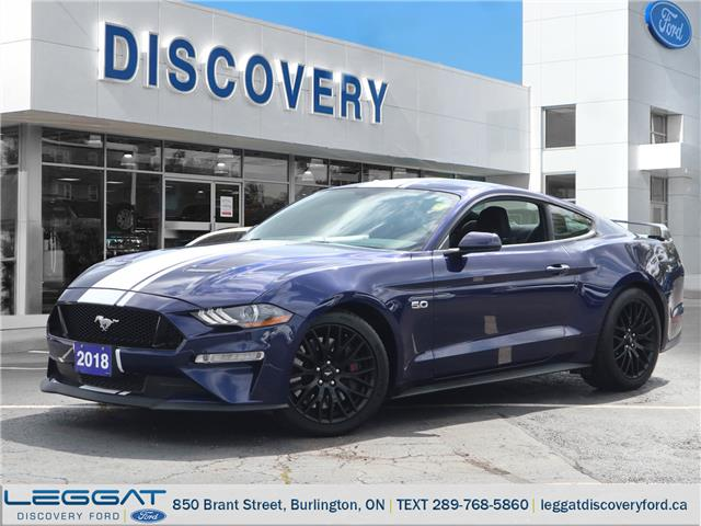 2018 Ford Mustang  (Stk: 18-66815-T) in Burlington - Image 1 of 22