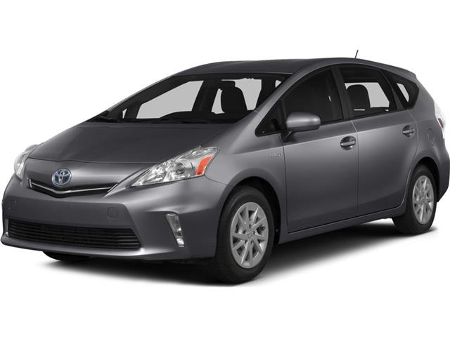 2013 Toyota Prius v Base (Stk: A02534) in Guelph - Image 1 of 1