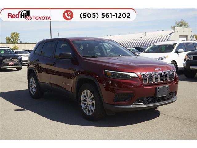 2019 Jeep Cherokee Sport (Stk: 90129) in Hamilton - Image 1 of 19