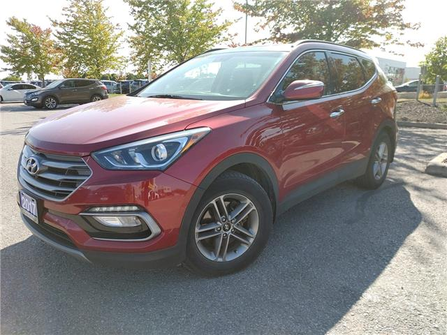2017 Hyundai Santa Fe Sport 2.4 Luxury (Stk: 20568A) in Clarington - Image 1 of 14