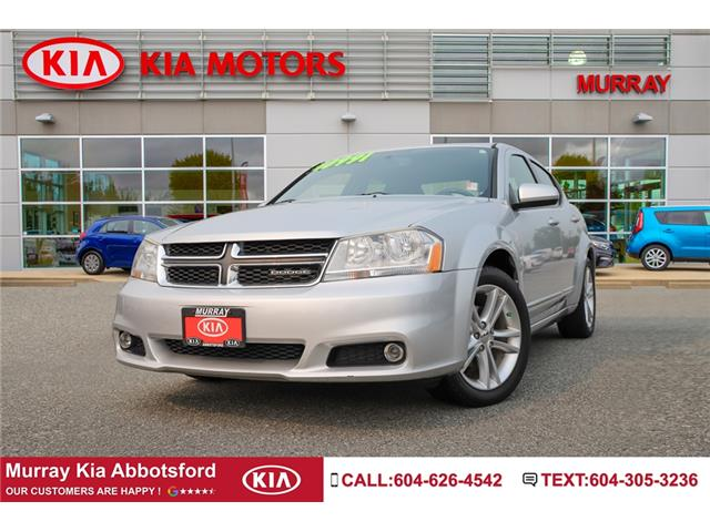 2012 Dodge Avenger SXT (Stk: M1676A) in Abbotsford - Image 1 of 20