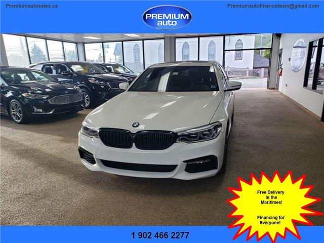 2018 BMW 530i xDrive (Stk: 908351) in Dartmouth - Image 1 of 27