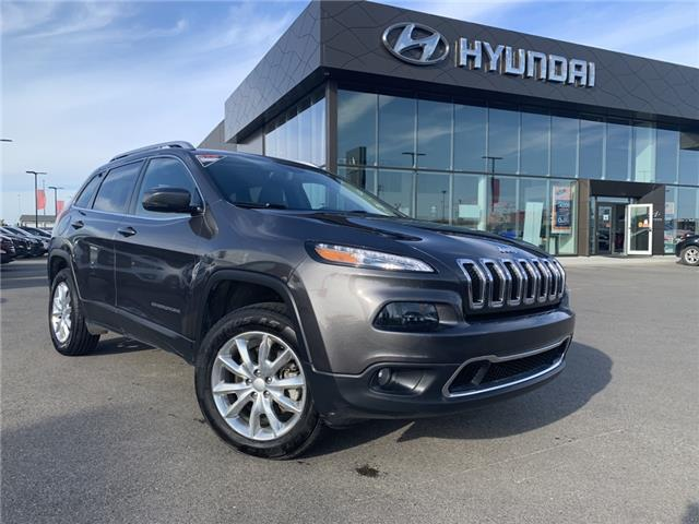 2017 Jeep Cherokee Limited (Stk: 30473B) in Saskatoon - Image 1 of 27